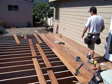 Wholesale  decking for builders