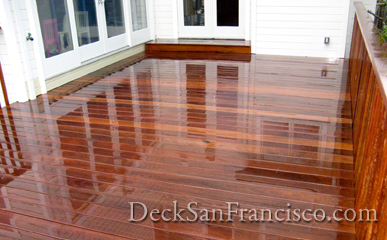 san francisco decking